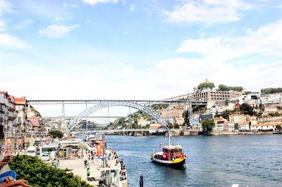 Dom Luís I Bridge Porto