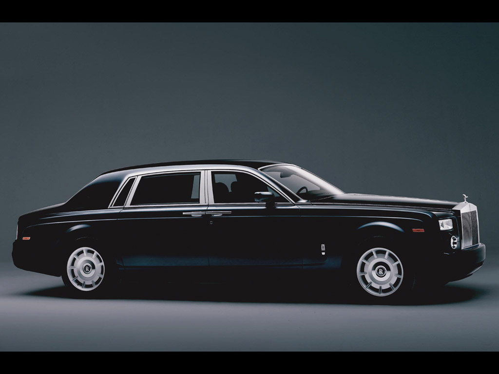 World Of Cars Rolls Royce Phantom Information And Wallpaper
