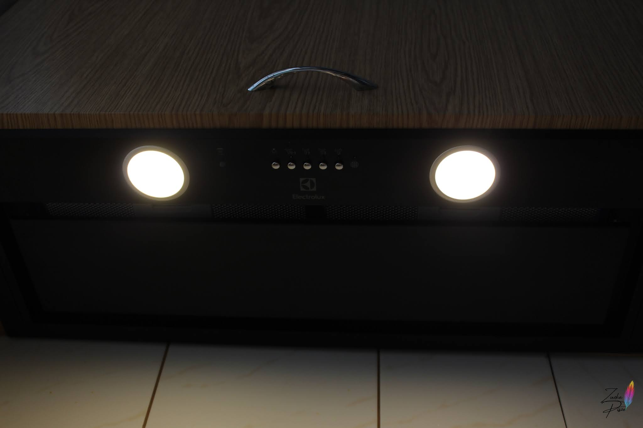 Electrolux LFG719R Okap zintegrowany seria 700 - recenzja