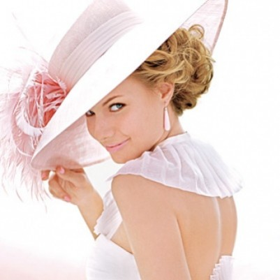In style party favors  WEDDING HATS !! 7eedcef542a