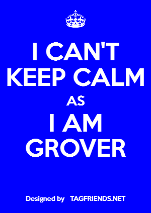 Indian Names Male; Tag A Grover Friend