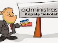 Administrasi Kepala Sekolah Lengkap Sesuai Juknis