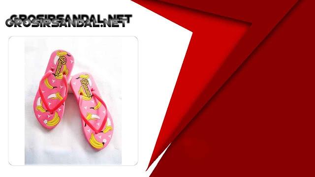 Sandal AMX Banana | Sandal spon murah Garut-Bandung-Jakarta-Tangerang-Tasik-Bogor-Surabaya