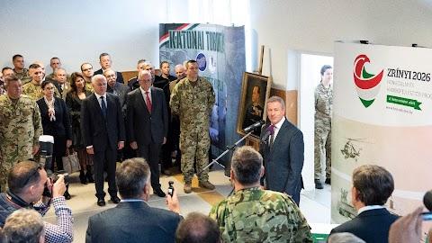 Benkő Tibor: helyt kell állnunk Európa békéjéért és biztonságáért