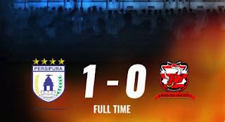 Persipura Taklukkan Madura United 1-0