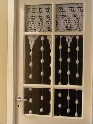 Cortinas e prendedores de cortinas