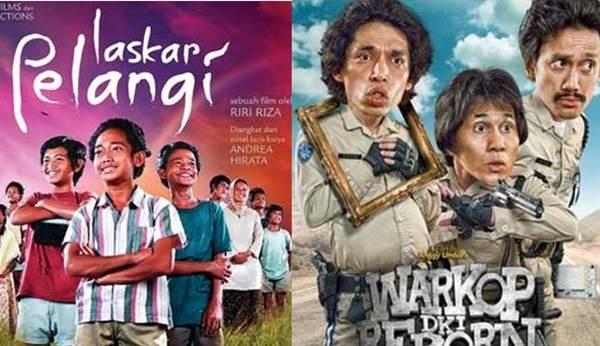 Daftar 10 Film Indonesia Terlaris Di Bioskop Sepanjang Masa