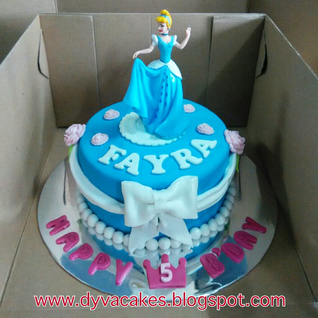 Dyva Cakes Cinderella Cake