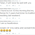 Twitter User finds out her fiance of 3 years married another woman on Saturday