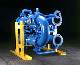 sludge Heat Exchanger