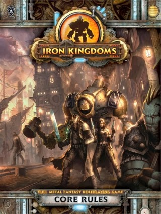 IRON KINGDOMS RULES DOWNLOAD CORE RPG PDF
