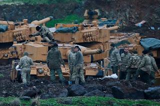 Τουρκία: Καθυστερούμε στην Αφρίν επειδή νοιαζόμαστε για τους άμαχους!