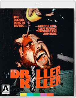 DVD & Blu-ray Release Report, Driller Killer, Ralph Tribbey