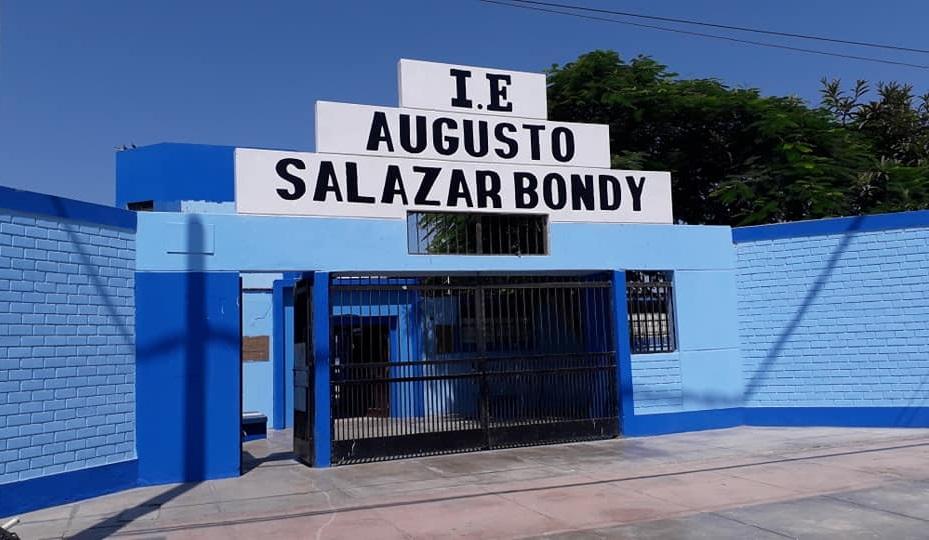 Colegio AUGUSTO SALAZAR BONDY - Chancay