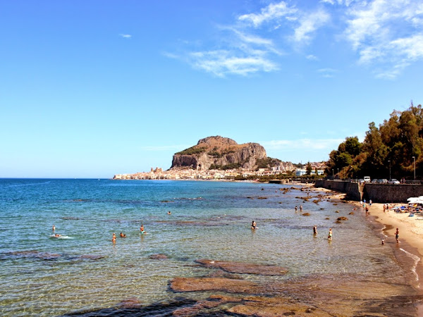 Sicily: La Rocca di Cefalù