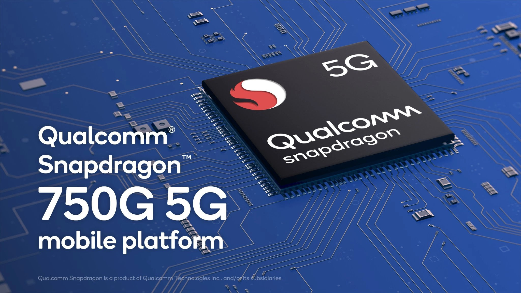 Qualcomm Snapdragon 750G official and may be even faster that Snapdragon 765G CPU
