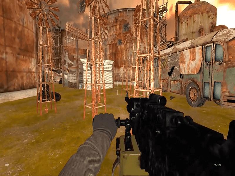 لعبة Bloody Apocalypse