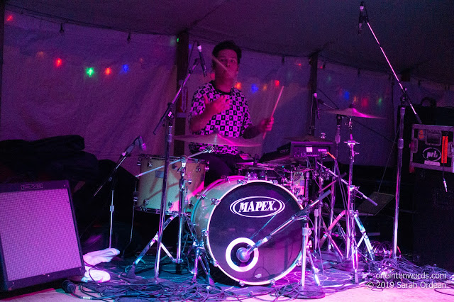 Neon Dreams at Hillside Festival on Saturday, July 13, 2019 Photo by Sarah Ordean at One In Ten Words oneintenwords.com toronto indie alternative live music blog concert photography pictures photos nikon d750 camera yyz photographer