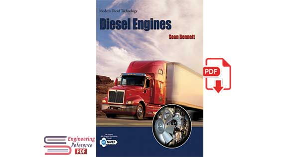 Modern Diesel Technology: Diesel Engines by Sean Bennett