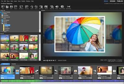 تحميل برنامج دمج الصور مع الموسيقى Proshow Producer للكمبيوتر