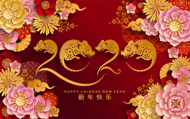 Happy New Year 2020 Wallpaper Photo Pictures HD