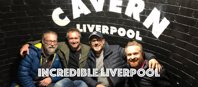 Stag Party At The Cavern Liverpool