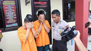 Rusak Rumah Warga, Dua Pemuda Mabuk di Gowa Dibekuk Polisi
