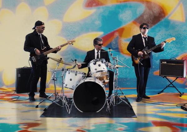 Epic Wave donne le coup d'envoi du prochain album de Captain Rico & The Ghost Band