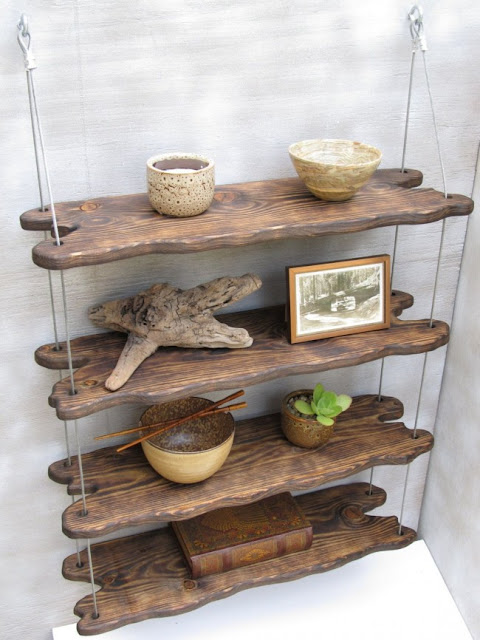 http://prazdnichnymir.ru/Оригинальный декор для дома из природного материала. Мастерим сами!
