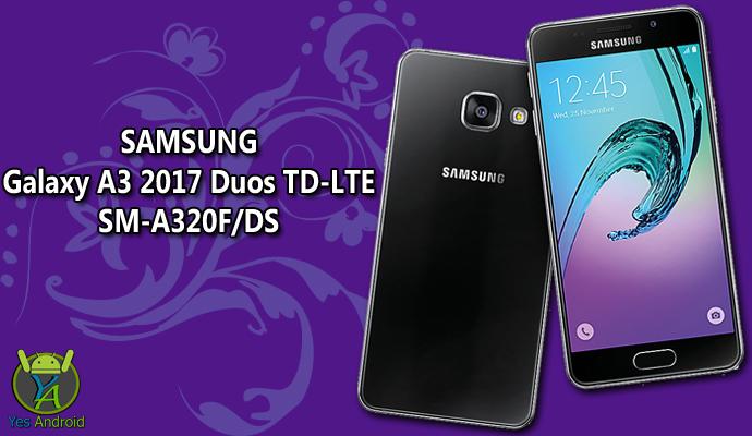 Samsung Galaxy A3 2017 SM-A320F/DS Full Specs Datasheet