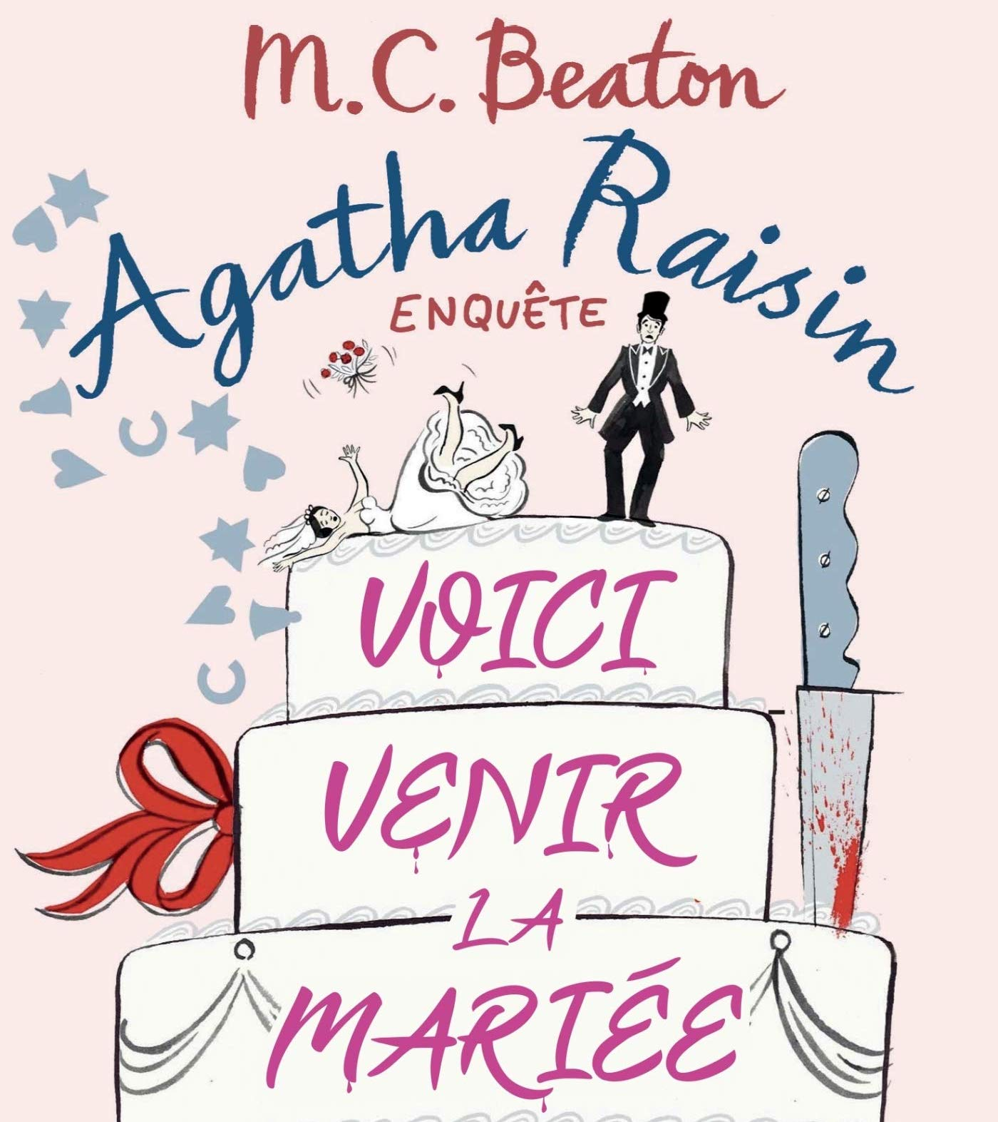 Voici venir la mariée, Tome 20, Agatha Raisin - M.C. Beaton