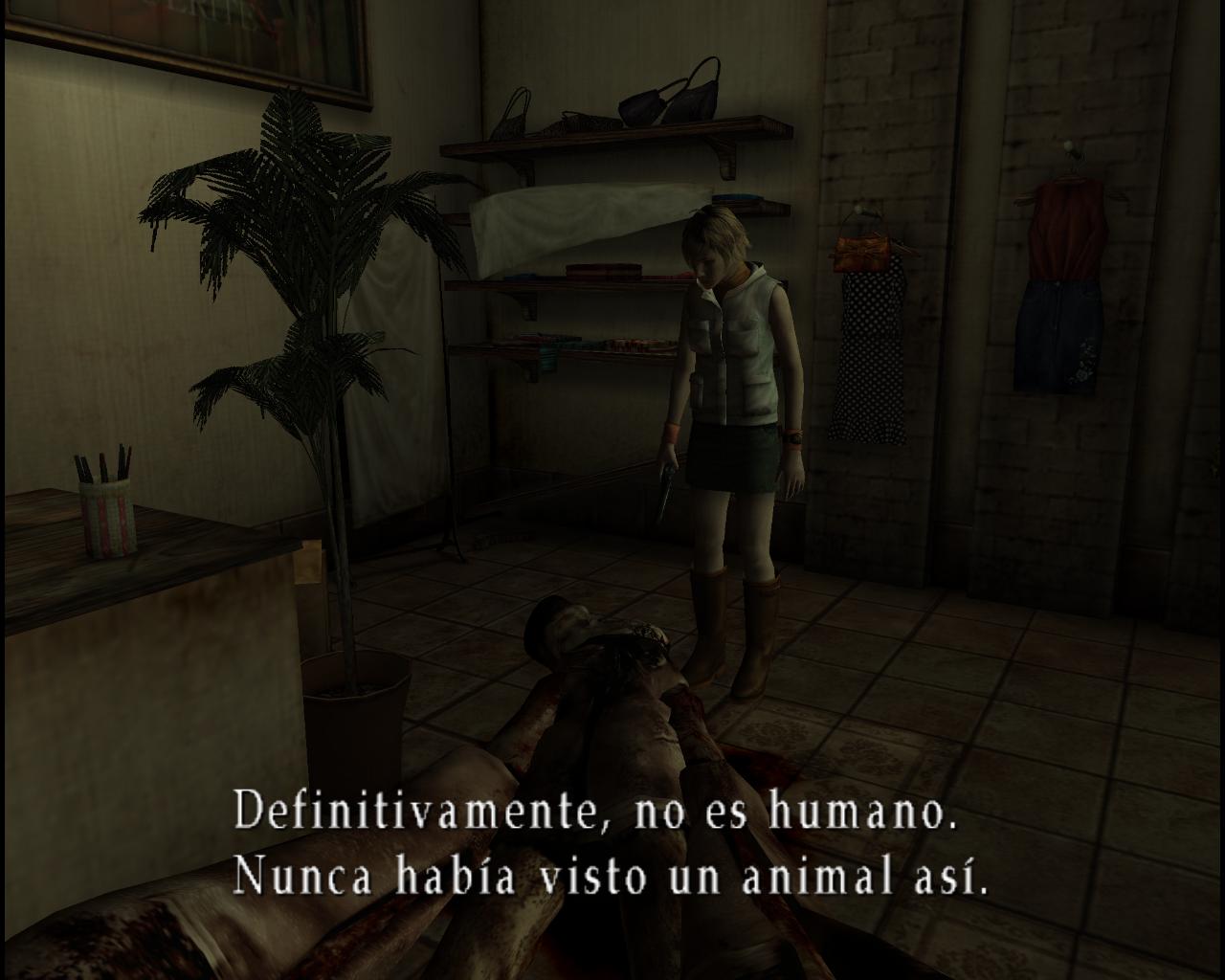 Silent Hill 3 Multilenguaje ESPAÑOL PC 11