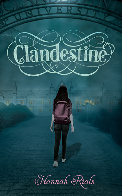 Clandestine (Ascension Book 2) by Hannah Rials