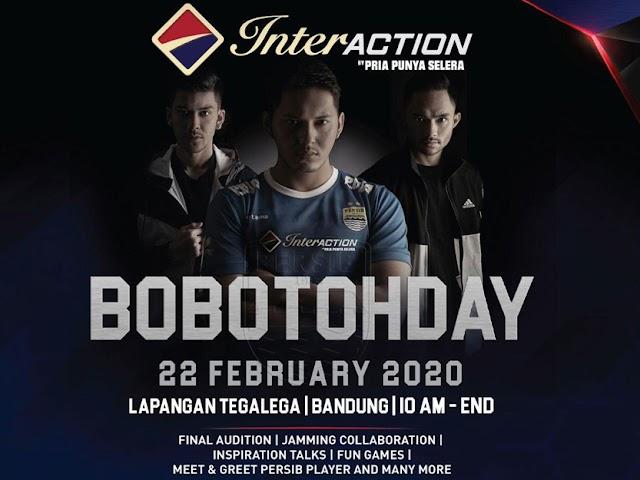 Jelang Persib di Liga 1 2020: dari BobotohDay, Launching Tim, Sampai Stadion GBLA