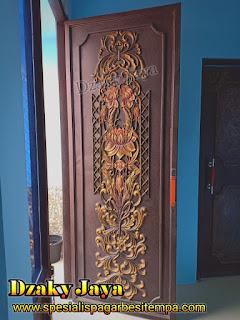 pintu besi tempa, pintu head besi tempa, pintu double besi tempa (5)