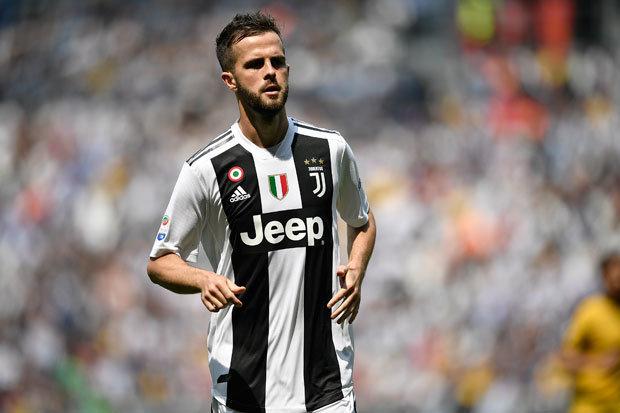Juventus từ chối lời đề nghị của Real Madrid cho Miralem Pjanic