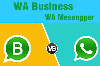 Perbedaan WhatsApp Business dan WhatsApp Messenger
