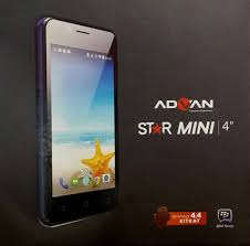 Cara Flash Advan S4K Star Mini Via PC - Mengatasi Bootloop