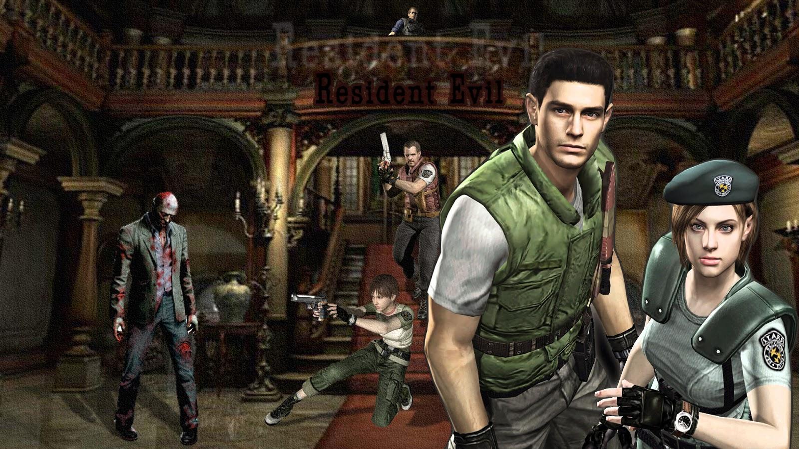 Sinopsis Game Resident Evil 1 Timeline 1998 A Footprints