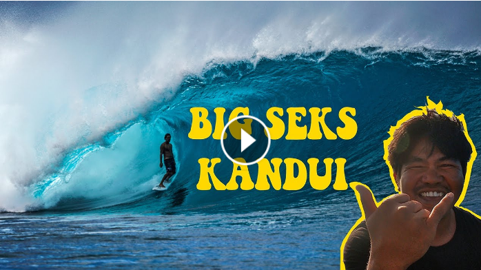 KANDUI THE HEAVIEST WAVE IN THE MENTAWAIIS VON FROTH