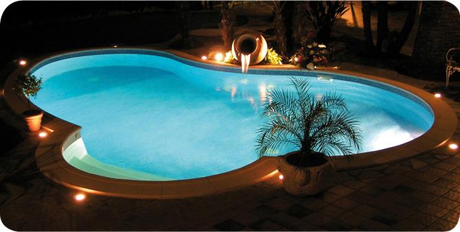 Eccon piscinas rios artificiales fuentes jacuzzis for Diseno de piscinas con toboganes