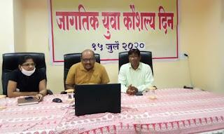 महाराष्ट्रात उद्योग सुरू करण्यासाठी एक खिडकी योजना चंद्रपूर येथील नवउद्योजकांनी घ्यावा लाभ
