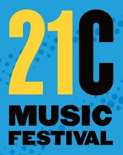 21C Music Festival logo