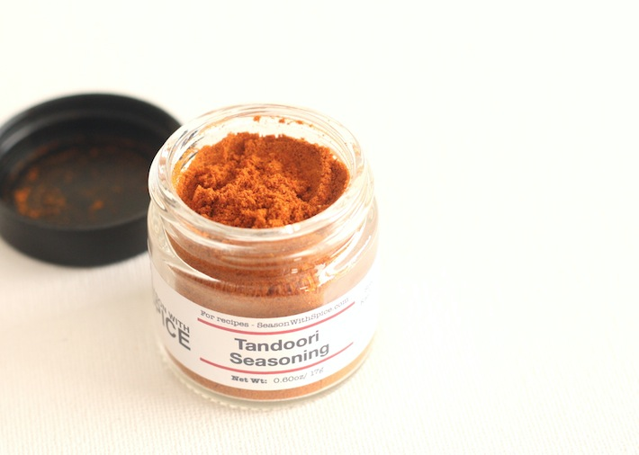 Tandoori Seasoning Blend by SeasonWithSpice.com