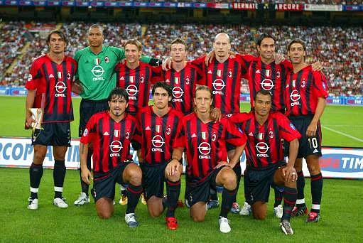 Şampiyonlar Ligini En Çok Kazanan Takımlar Milan - Kurgu Gücü