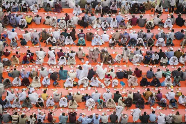 Suspension of Iftar service in Madina during this Ramadan - Saudi-ExpatriatesCom