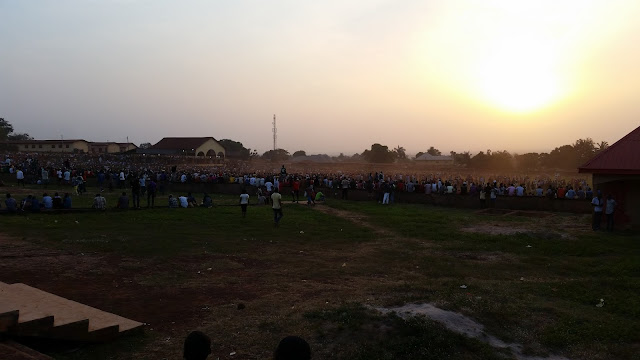 Photo Speak: Christ the king celebration At Otukpo Benue State Nigeria [Photos]