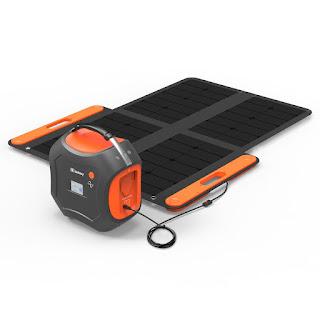 Jackery Portalbe Solar Generator Review