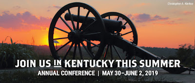 Join Us in Kentucky This Summer