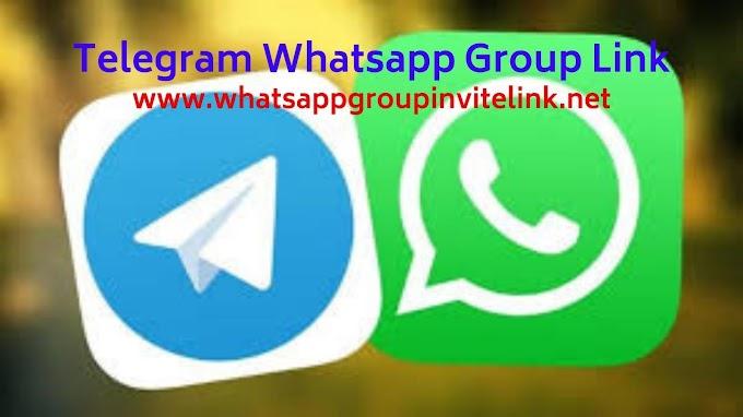 Telegram Whatsapp Group Link